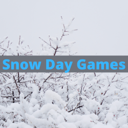 Snow Day Games and Activities for Toddlers, Children, and Adults